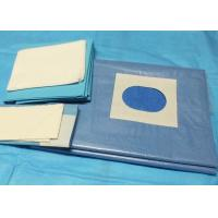 Quality Cardiovascular Split Disposable Surgical Drapes Safety Heart Absorbent Materials wholesale