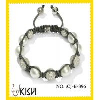 Quality Thousand of style Shamballa Crystal Beads Bracelet with factory price wholesale