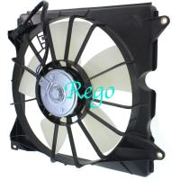 Quality New Car Radiator Cooling Fan For Honda Accord 13-16 L4 2.4L (Denso)/ V6 3.5L Engine wholesale