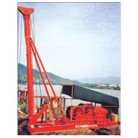 Quality OEM 5T Punching Hammer Pile Driver/ Drop Hammer Machine for Construction Site wholesale