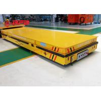 China Multifunctional Non Magnetic Automated Guided Vehicles For Plant Color Customized on sale