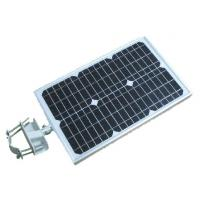Quality 15W Integrated PIR Sensor solar  Led Garden street light 1500LM - 1650LM wholesale
