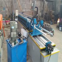 China Light Keel Cold Roof Truss Purlin Roll Forming Machine CE standard Cr12 Rollers on sale