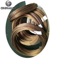 Quality Fecral Gold Wire Ohmalloy Heating Resistance Wire 0Cr25Al5 Diameter 3.0mm wholesale