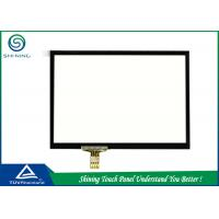 Quality POS Resistive Multi Touchscreen Panels / 3.5 Inch Touch Panel Anti Glare Glass wholesale