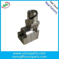 China OEM RoHS Aluminum CNC Parts for Food Processing Equipment on sale