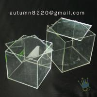 Quality BO (50) acrylic body jewelry display case wholesale