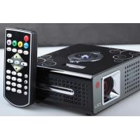 Cheap 1024 * 768 (Support 1080P) full hd mini projector with HDMI, MP4 player, USB Interface for sale