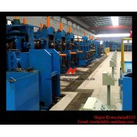 Cheap High Speed Straightening / Leveling H Beam Equipment 6.5m/min In H Beam Production Line for sale