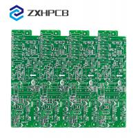 China FR4 Green Solder Mask Double Sided PCB , Solder Resist Mask pcb on sale