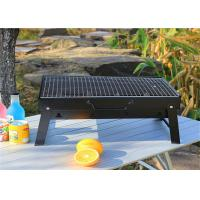 China Factory price villa Easy Carry outdoor small charcoal Barbecue Grill for 3 people on sale