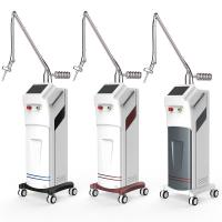 Quality RF Fractional Co2 Laser Beauty Machine 3 Probes 10600nm Medical Equipment wholesale