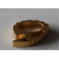 Quality Al6063 T5/ AL6061 T6 Anodised Surface Gold plating Extruded Aluminum Framing Bottle Opener wholesale