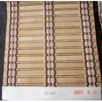 Buy cheap Bamboo Curtain/Mat/Blind Raw Fabrics from wholesalers