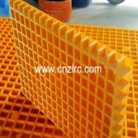 China FRP fiberglass gratings for sale at reasonable price on sale