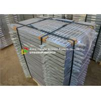 Quality DIC Lightweight Hot Dipped Galvanized Steel Grating With Fish Tail  Plat / Hinge wholesale