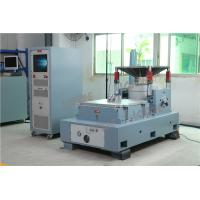 Buy cheap Vibration Testing Equipment with Slip Table  for Auto Spare Parts Test product
