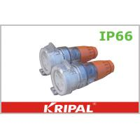 Buy cheap Weatherproof 500V IP66 Industrial Coupler Connector AS/NZS from wholesalers