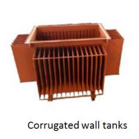 Buy cheap Distribution Transformer Tank radiator with top quality in china from wholesalers