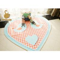 China Various Shapes Non Slip Outdoor Carpet Floor Mats For Dining Room Non Toxic on sale