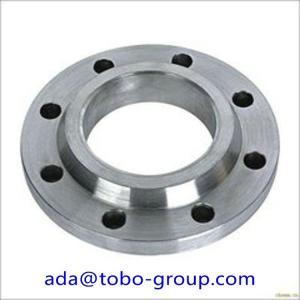Quality Nickel Alloy SW WN Flange / Forged steel Flanges 10'' ASME B16.5 ASME SB622 NO8811 wholesale