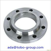 Quality Nickel Alloy SW WN Flange / Forged steel Flanges 10'' ASME B16.5 ASME SB622 NO8811 wholesale