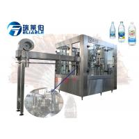 Quality Fully Automatic PET Bottle Carbonated Drink Filling Machine Making Machine wholesale