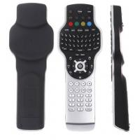 Quality wireless 2.4G rf remote control for PC with mini keyboard + jogball mouse + IR learning wholesale