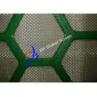China Replacement FSI Shaker Screen , Steel Oil Vibrating Sieving Mesh For Mud Shale Shaker on sale