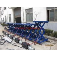 Quality Metal Industry Stationary Hydraulic Lift , High Strength Steel Manual Lift Table wholesale