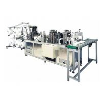Quality High Precision N95 Mask Making Machine , N95 Face Mask Production Line wholesale