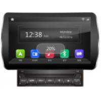 Cheap Universal Android Car Video Player 10.1 Inch Capacitive Touch Panel Version 7.X for sale