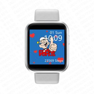"""Quality 1.54"""" HD IPS Large Screen Y68plus Blood Pressure Smartwatch wholesale"""