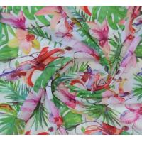Cheap Made in China 2014 new chiffon digital printed fabric, polyester printed chiffon fabric for sale