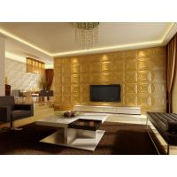 Cheap Exterior Decorative 3D Wall Sticker Wall Panels for sale