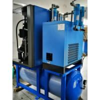 Quality Single Phase Rotary Screw Air Compressor With Dryer Simple Maintenance wholesale