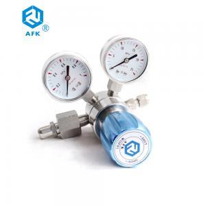 China 4000PSI N2o High Pressure Propane Regulator Single Stage CE Certification on sale