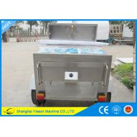 Quality Quick Delivery Dim Sum Mobile Fruit Cart Multi Purpose Insulated Street Food Carts wholesale