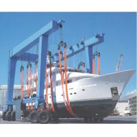 Quality mobile boats handling crane wholesale
