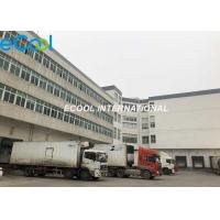 Quality Quick Freezing Industrial Cold Storage With Multi Copeland Compressor wholesale