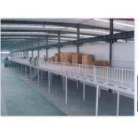 Quality Adjustable Working Metal Stairs And Platforms Customized Size For Car wholesale