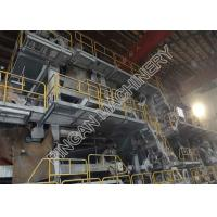 Quality Single Fourdrinier Newspaper Making Machine Paper Manufacturing Plant wholesale
