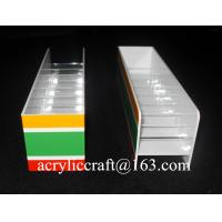 Quality 2015 Hot Selling Cigarrete Holder, Table Top Acrylic Cigarrete Display Stand wholesale
