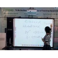 Quality 85 Inch CTP Smart Interactive Whiteboard Magnetic Lacquered Steel Surface wholesale