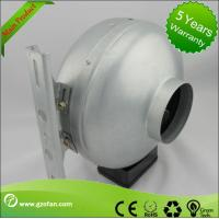 Quality Corrosion Resistance Plastic Shell Inline Circular Duct Fan For Hydroponic Plants wholesale
