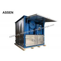 China High Vacuum Transformer Oil Purifier unit with Decompression Separation,Precise Filtration on sale