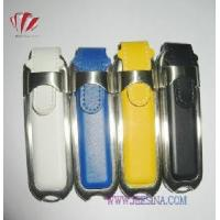 China Leather 2GB USB Flash Pen Drive (JA-0103) on sale