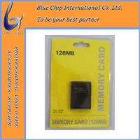 Quality PS2 128MB memory card wholesale