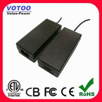 Cheap LED 5VDC 60W AC DC Power Adapter / Power supply with ETL FCC Marks for sale