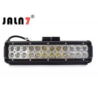 China 12 Inch 72W Dual Led Light Bar For ATV Jeep Motorcycle Truck Boat on sale